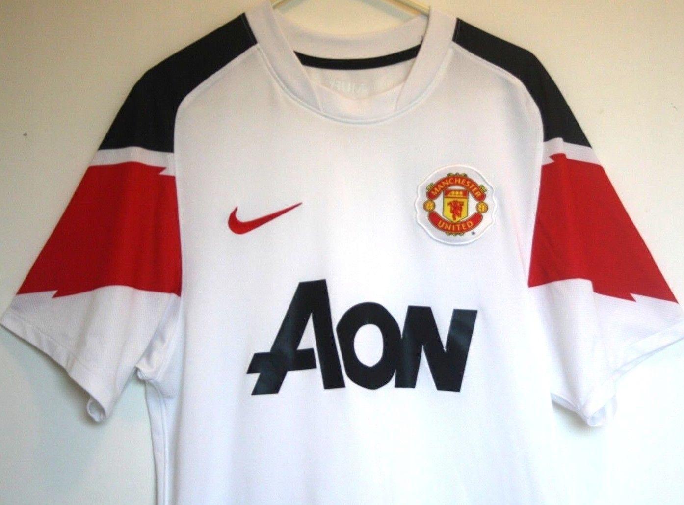 Manchester United shirt 2010/2011 roz M