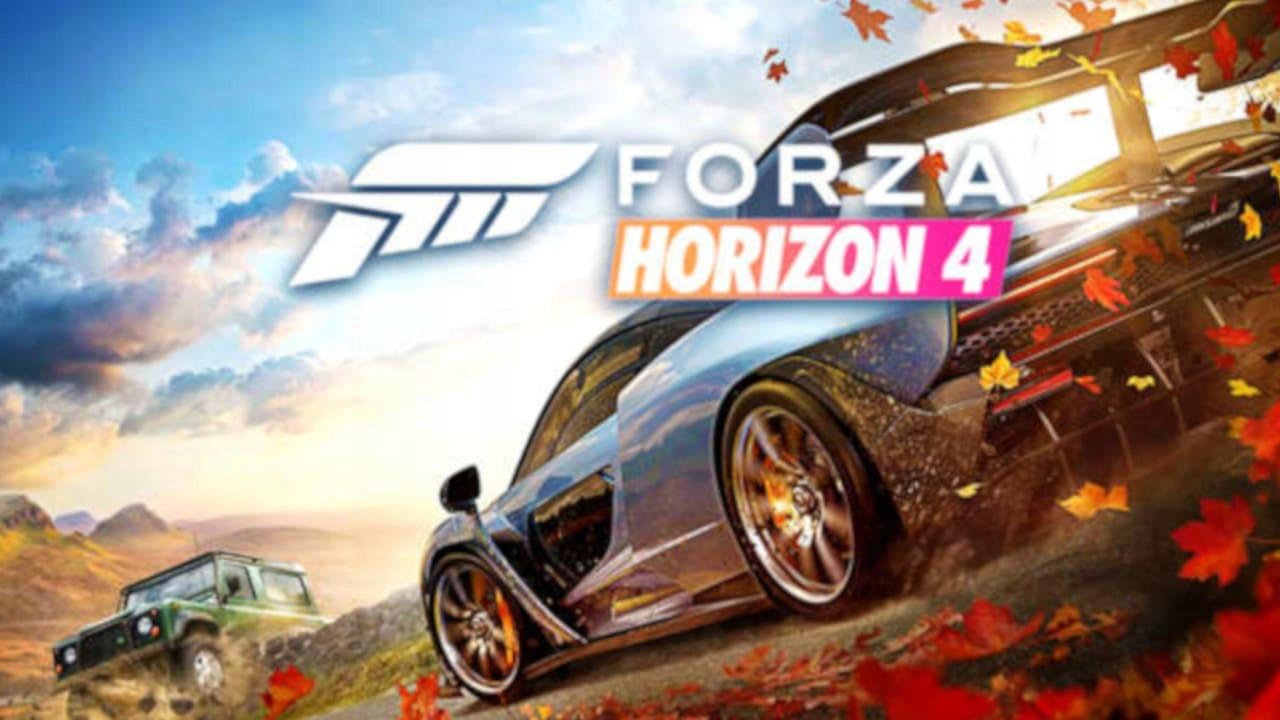 Forza Horizon 4 ! - Wersja PC ONLINE