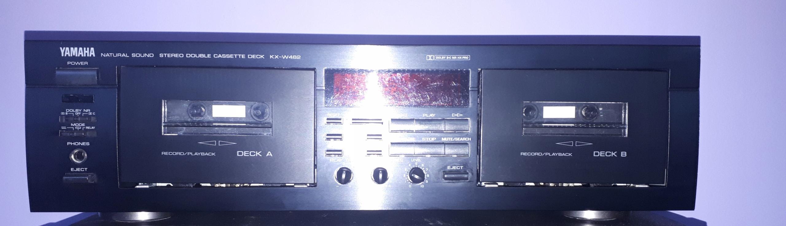 Yamaha KX-W482