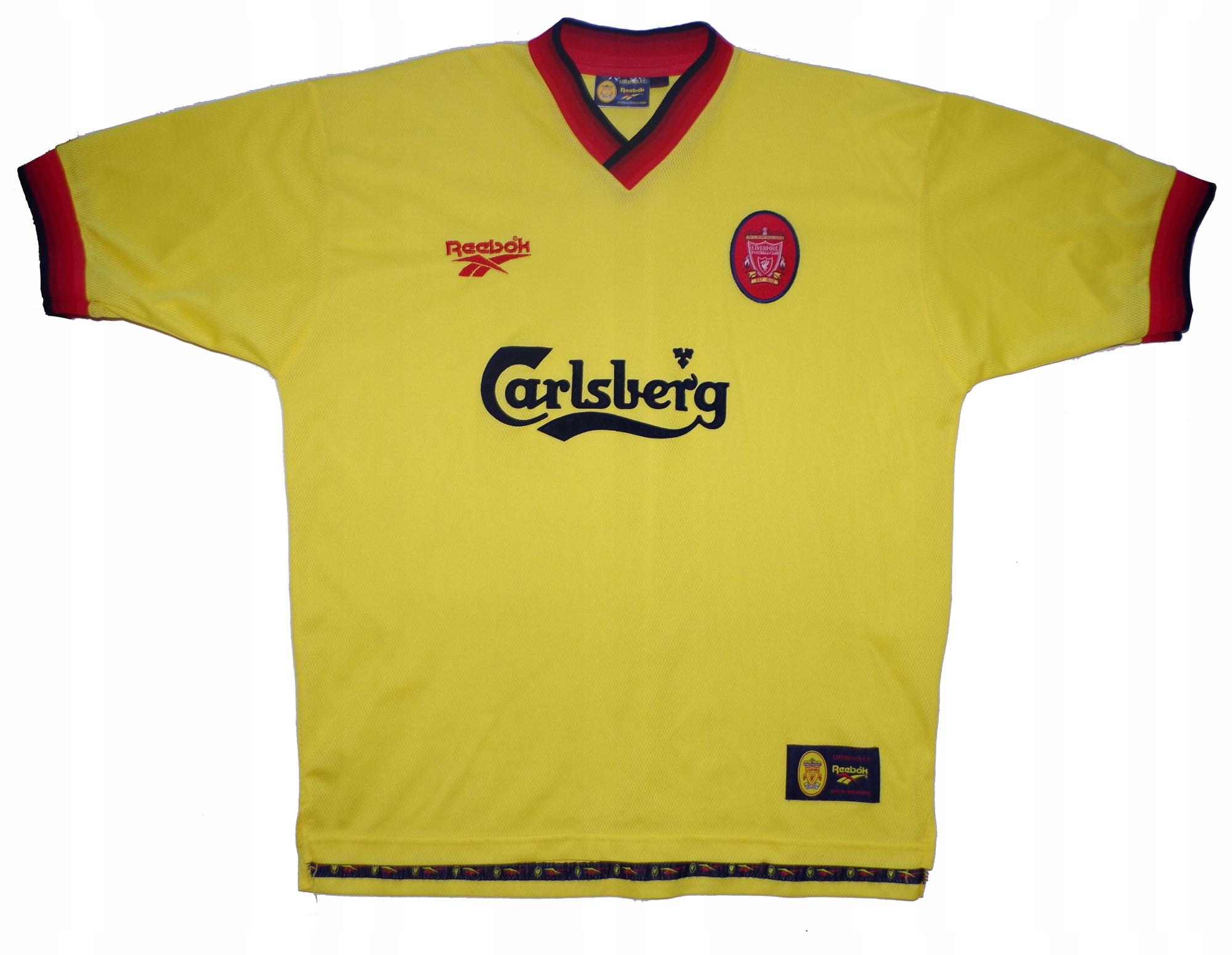 REEBOK koszulka LIVERPOOL FC 1998-99 L HIT