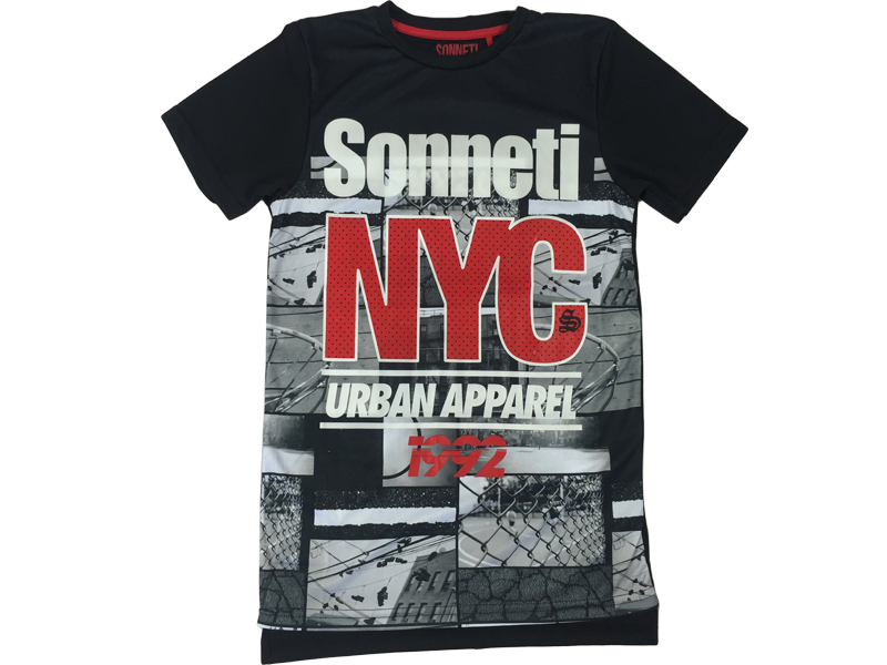 b69ac135e08f84 Bluzka Sportowa T-shirt NYC 13-15Y 158-172cm - 6923976552 ...