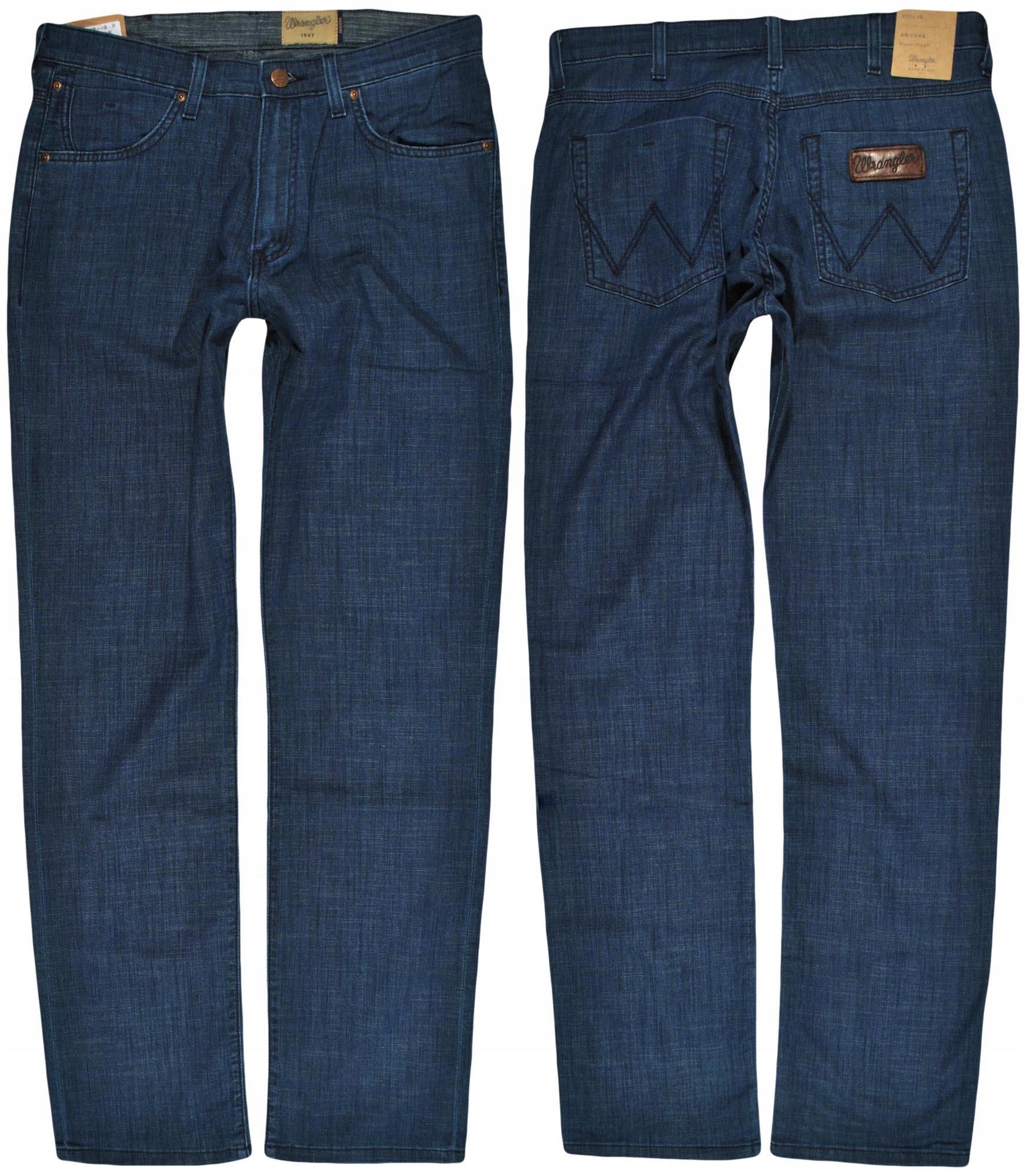 WRANGLER spodnie regular ARIZONA STRETCH W35 L32