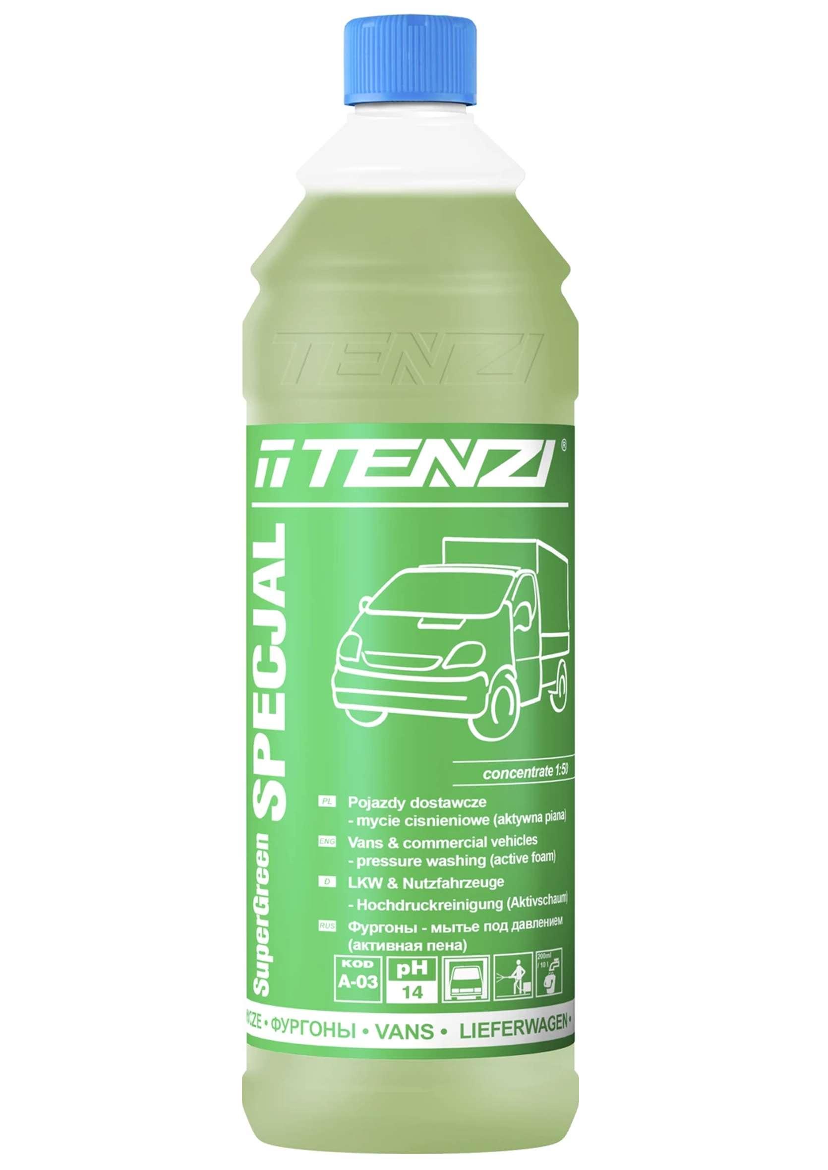 MOCNA PIANA AKTYWNA TENZI SUPER GREEN SPECJAL 1L