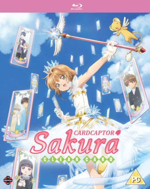 CARDCAPTOR SAKURA: CLEAR CARD - PART ONE (EN) 2XBL