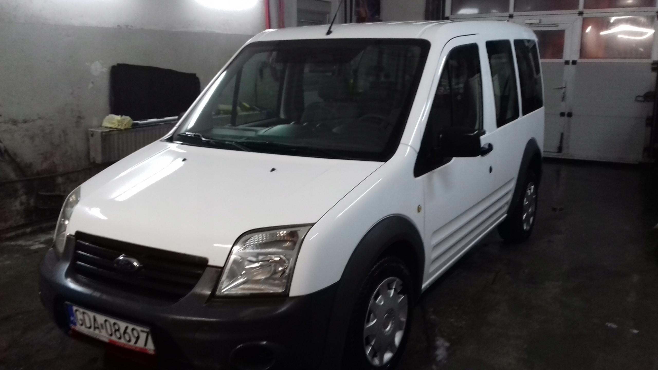 Ford Connect 2011r. 1.8tdci super stan