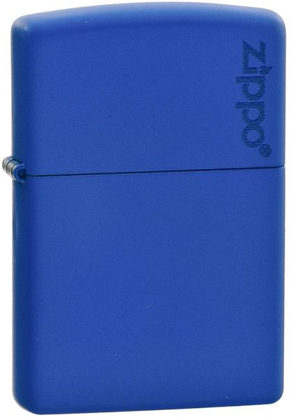 WROCŁAW zapalniczka Zippo 229ZL Royal Blue Matte