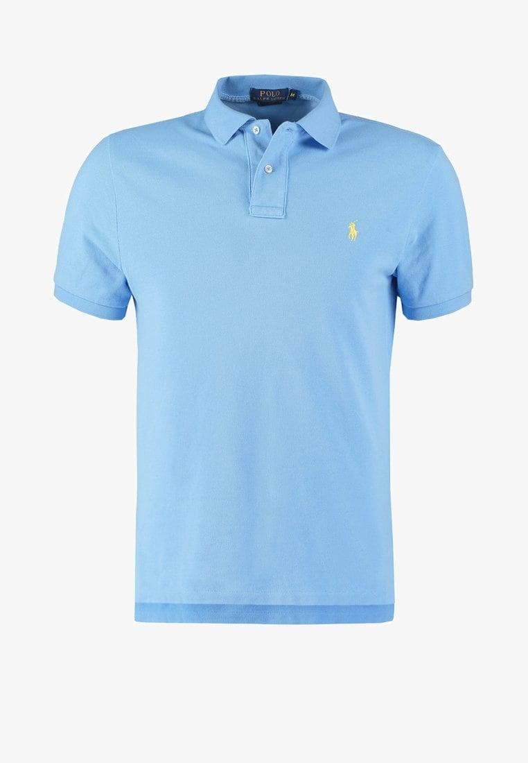 Koszulka Polo Ralph Lauren ROZMIAR M BŁĘKITNA