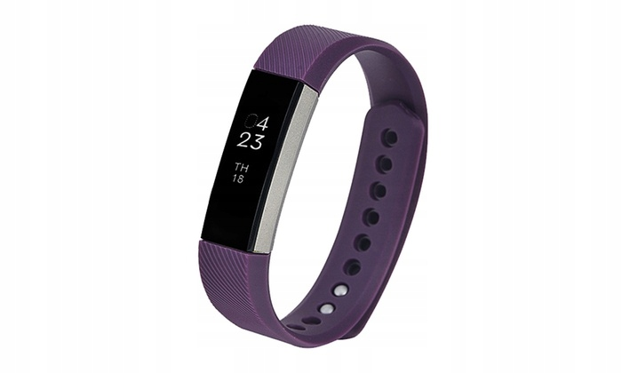 Pasek Wymienny Do Fitbit Charge 2 Fioletowy