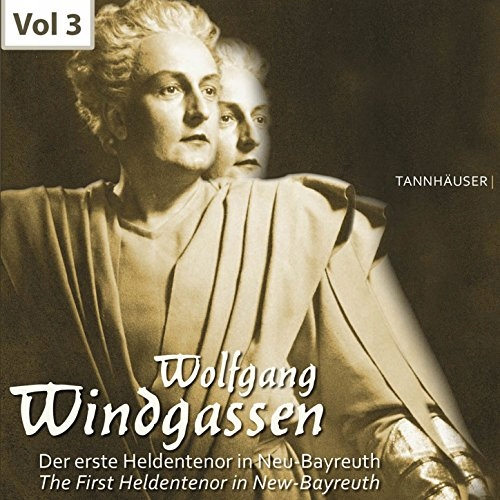 WAGNER Siegfried Zygfryd Windgassen Clemens Krauss