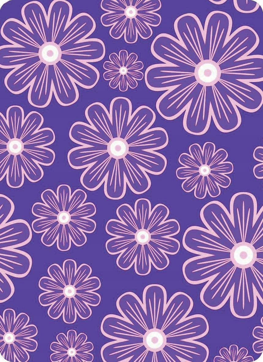 Chusta wielofunkcyjna kominowa 4Fun Flower Viola