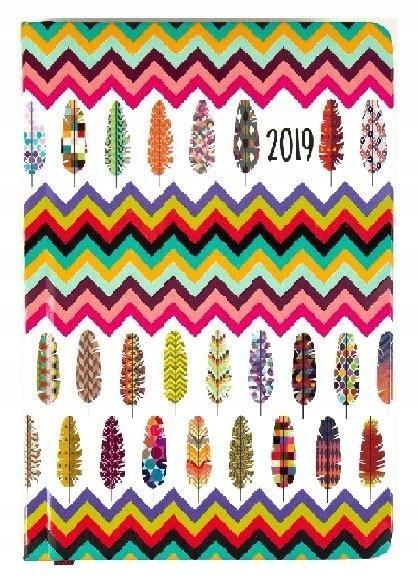 Kalendarz dzienny 2019 Pióra ALBI