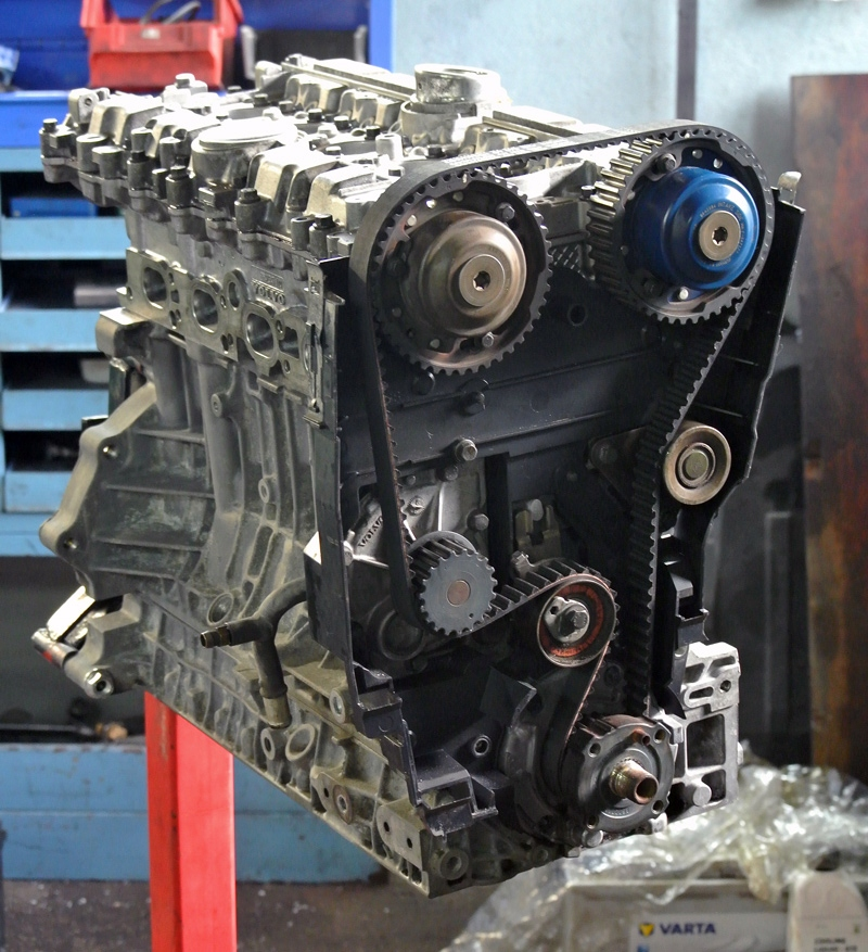 Silnik Volvo B5244T5 2 4 T5 2007 na swap S60/V70R - 7847045093