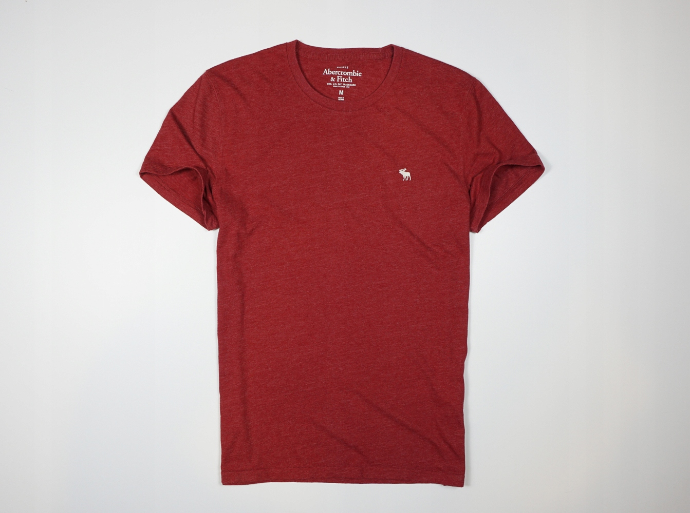 ABERCROMBIE FITCH MĘSKI T-SHIRT MUSCLE HOLLISTER M