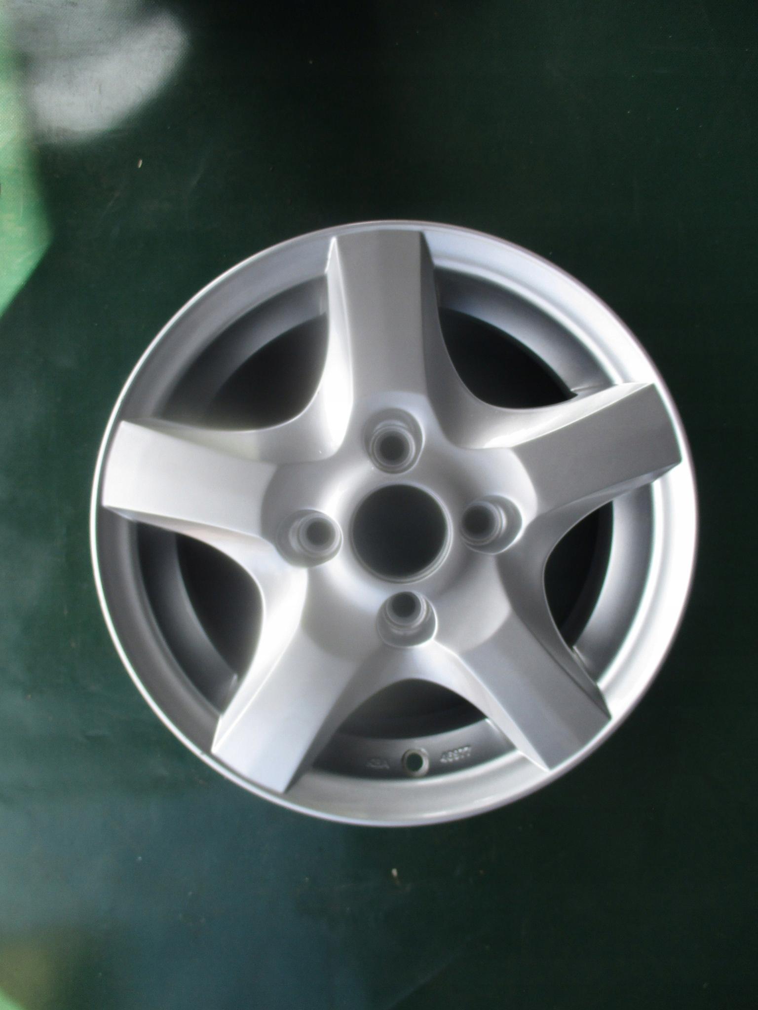 1 felga aluminiowa używana ENZO 5X13 4/100 ET35