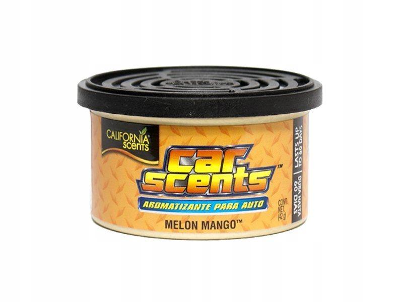California Scents Car Melon Mango Odświeżacz