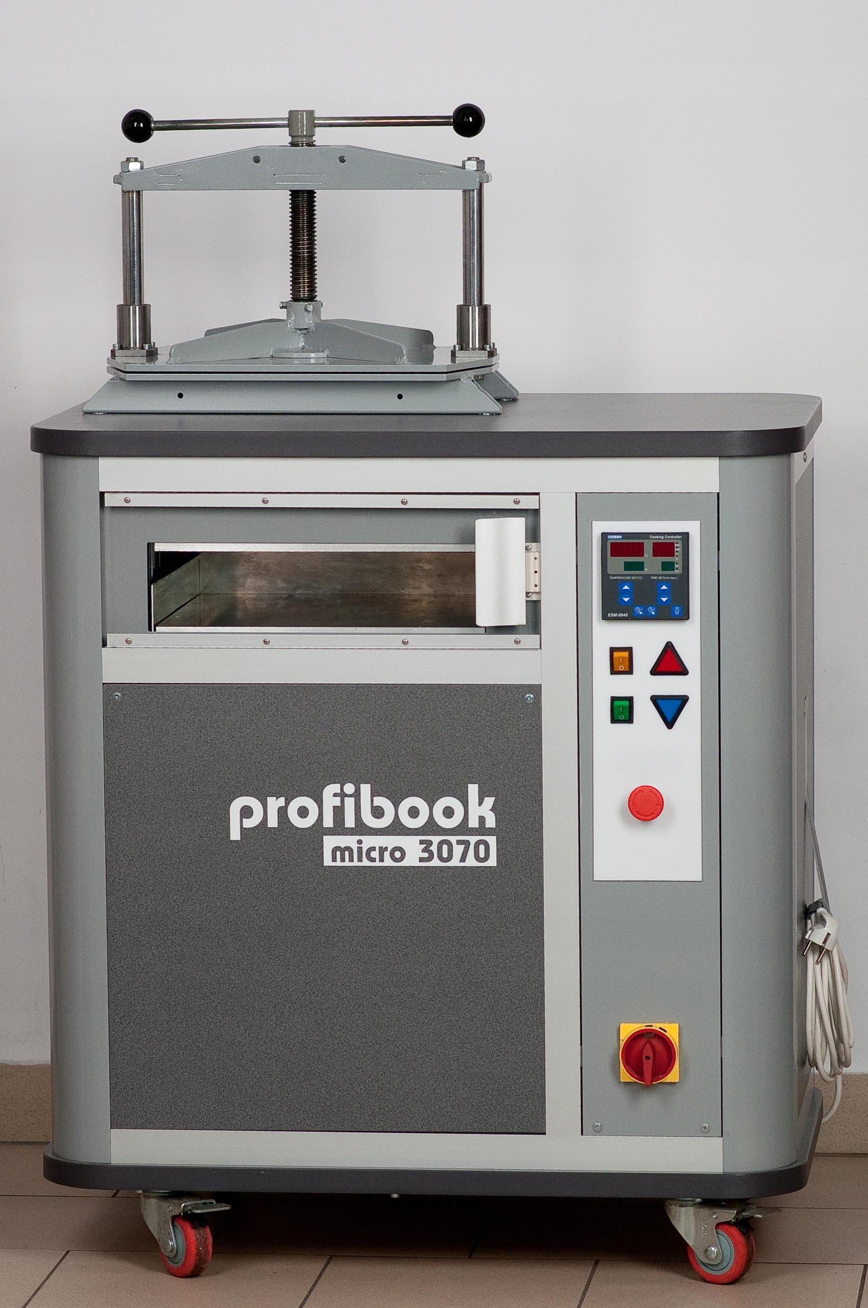 Maszyna do fotoalbumów PROFIBOOK micro3070