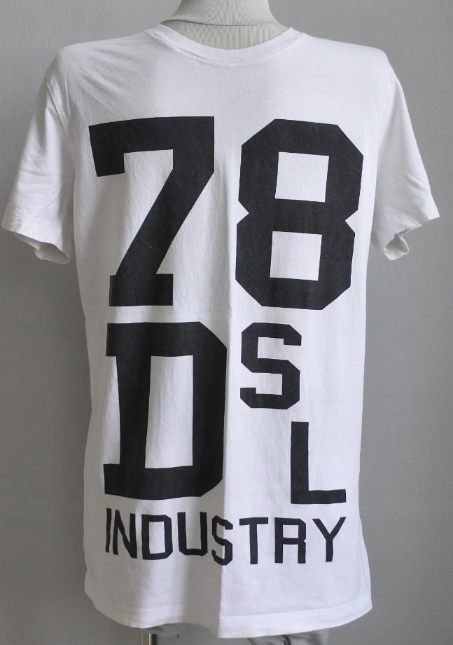 DIESEL - INDUSTRY - oryginalna koszulka Diesel
