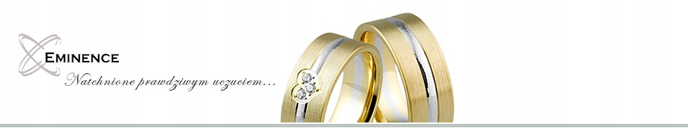 5e8163e5e8ad Obrączki srebrne z cyrkonią - wzór Ag-022 - 5894062090 - oficjalne ...
