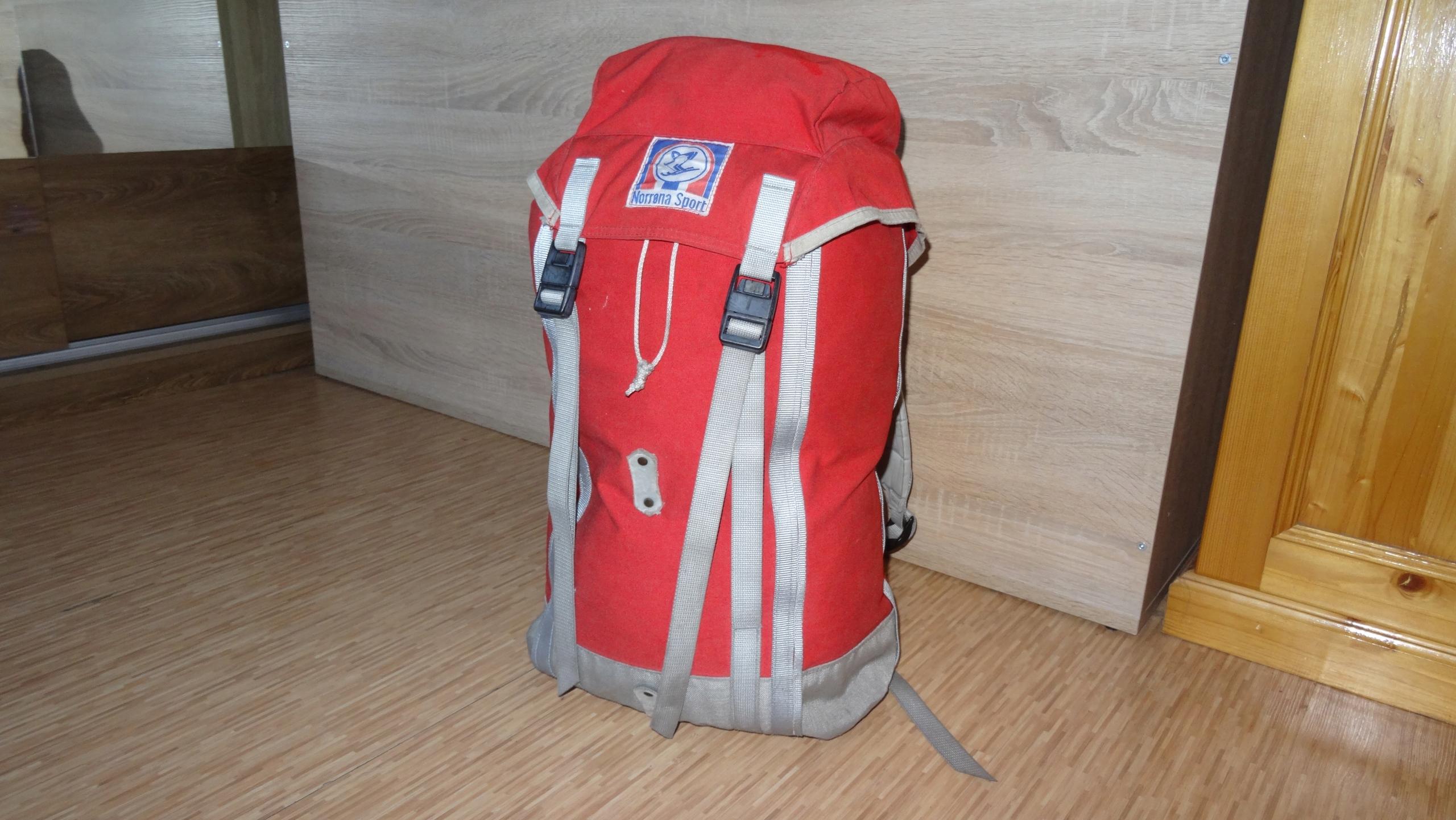 Plecak NORRONA SPORT 40l BCM