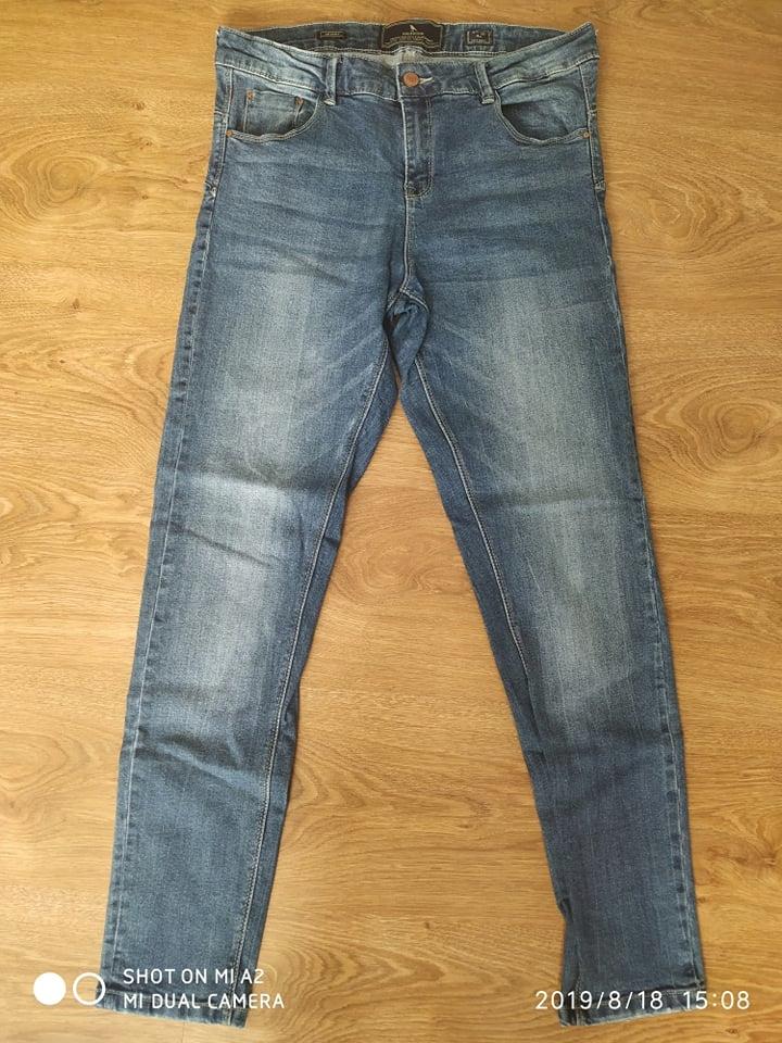 Spodnie jeans RURKI__40 L