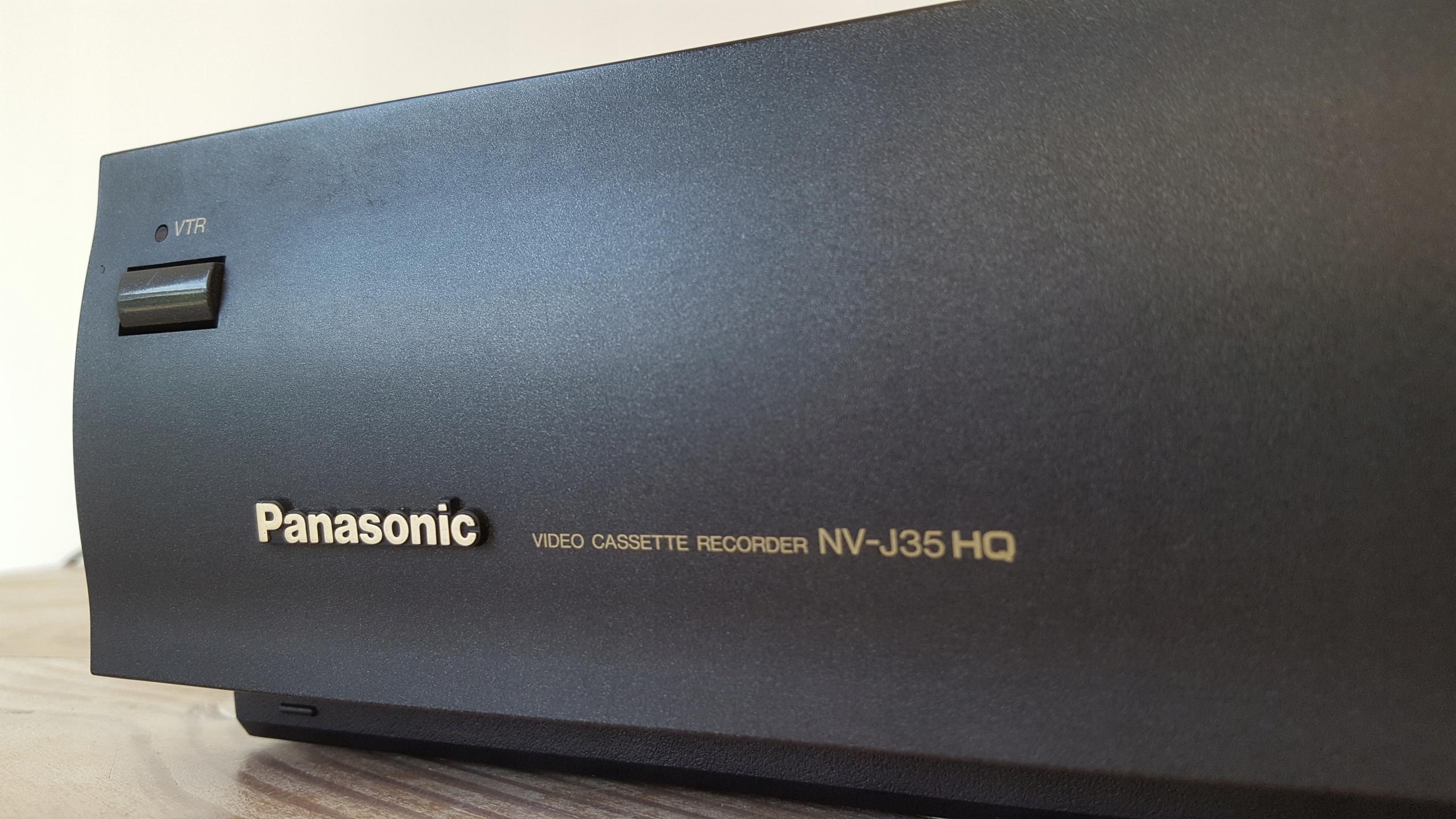 Magnetowid Panasonic NV-J35 HQ