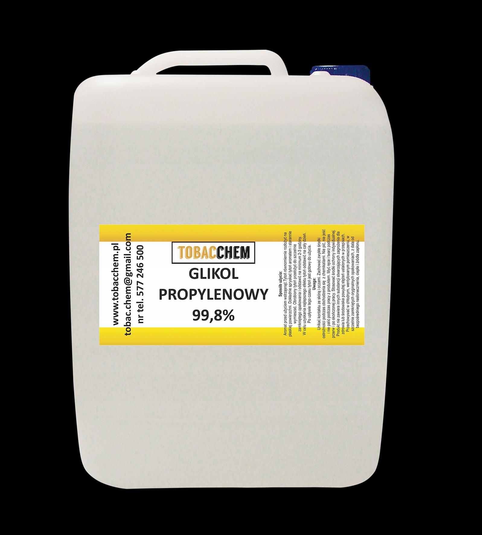 Glikol propylenowy USP/EP - Tytoń