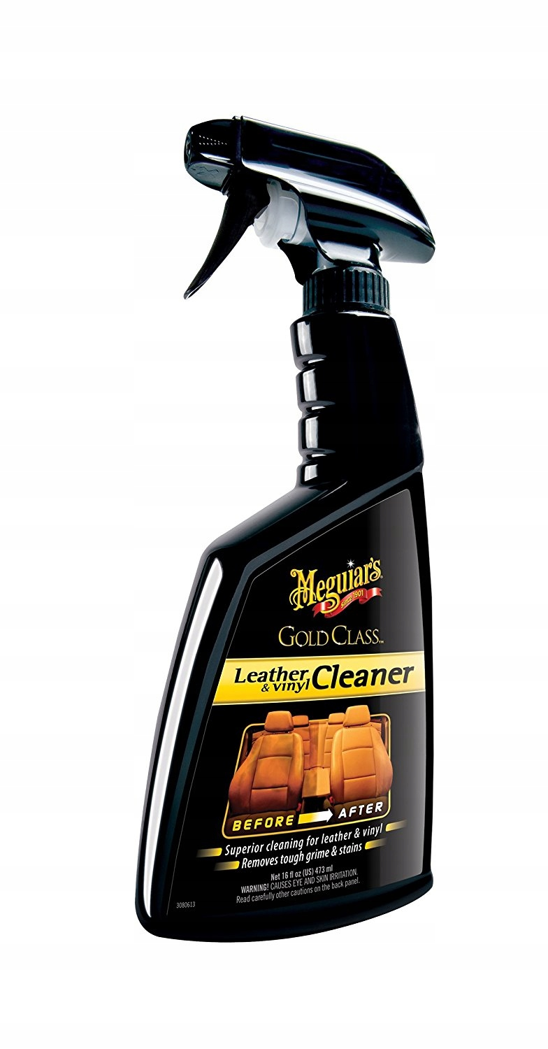 Meguiars Gold Class Rich Leather Cleaner Do Skóry!