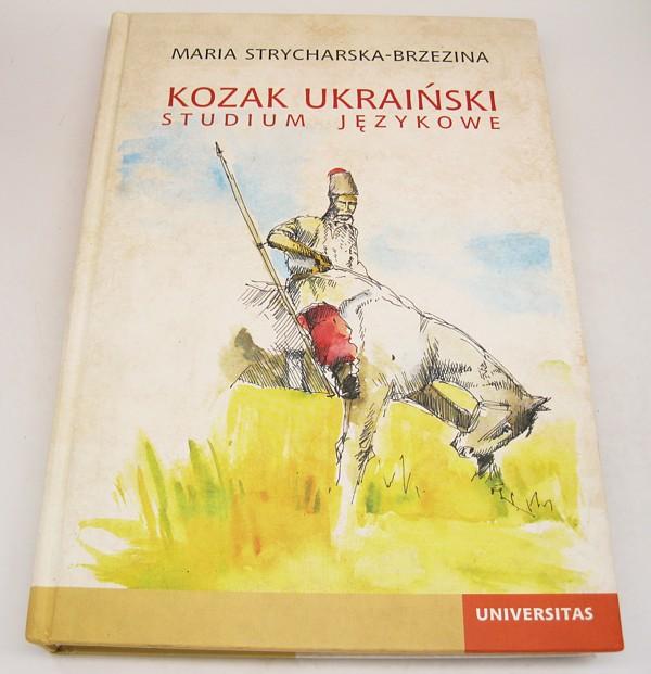 KOZAK UKRAIŃSKI STUDIUM JĘZYKOWE STRYCHARSKA-BRZEZ