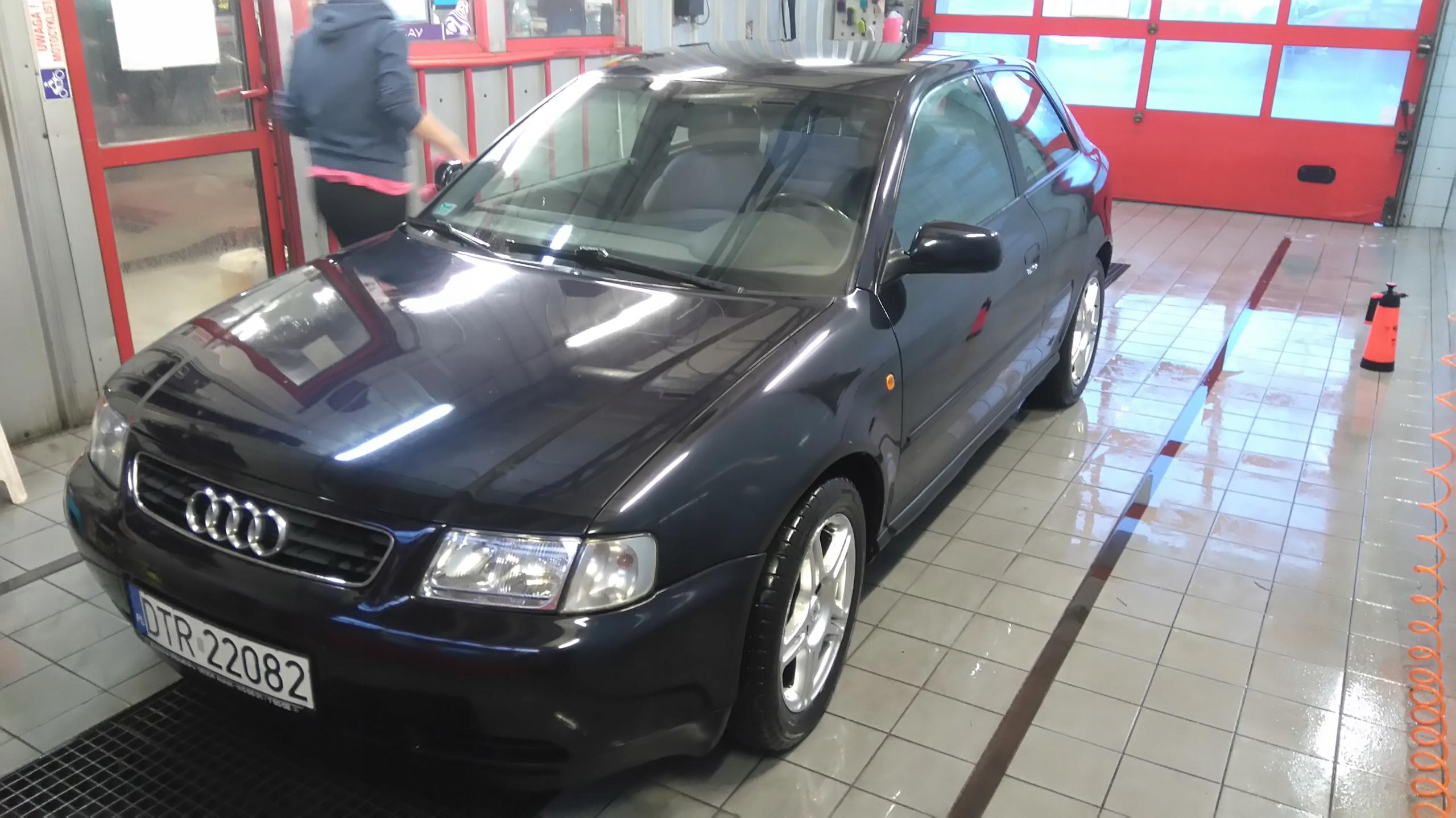 Audi A3 1,8T (AGU)