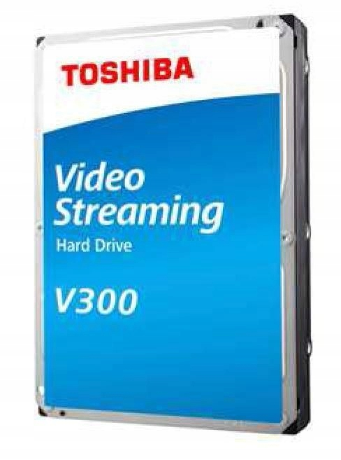 Toshiba V300 HDWU110UZSVA 1TB SATA Video Streaming