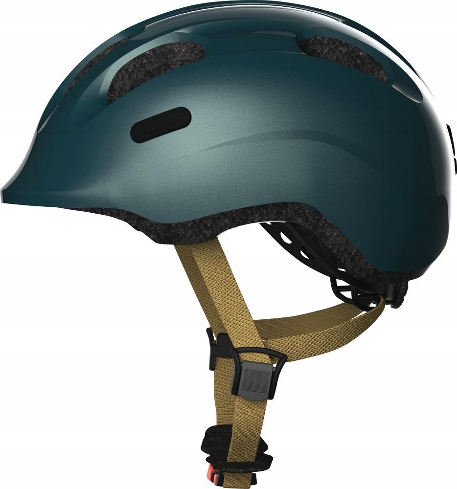 M4479 abus kask rowerowy dziecięcy r 50-55 połysk