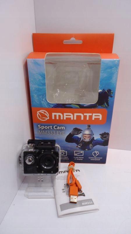 KAMERKA SPORT CAM MANTA MM333 190423007