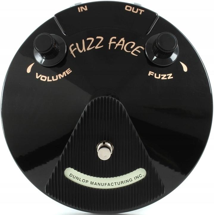 Dunlop FFM4 Joe Bonamassa Fuzz Face Mini GC Łódź@