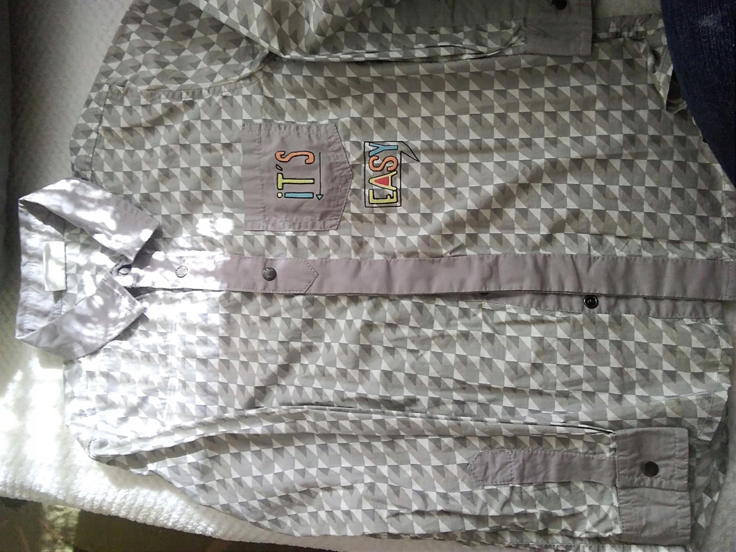 Koszula Coccodrillo 116u
