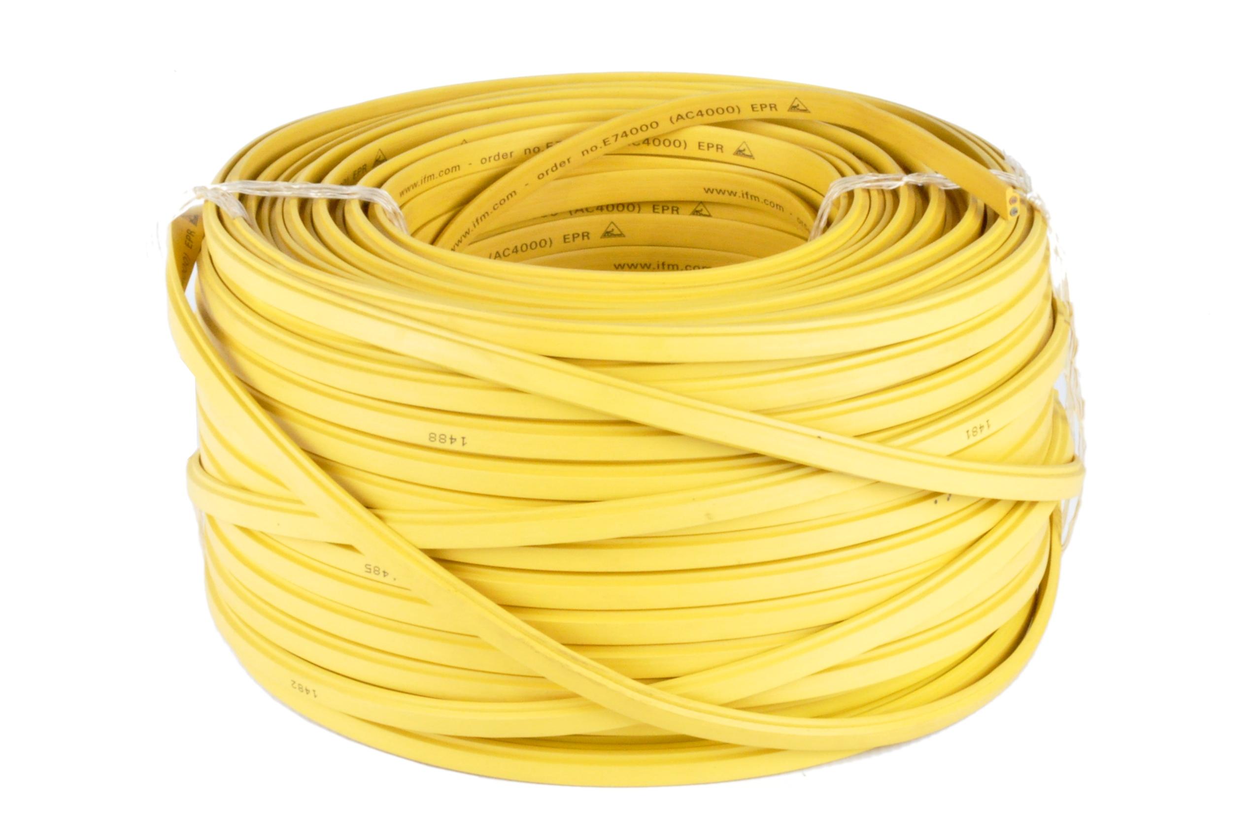 IFM kabel płaski AS-i E74000 przewód ASI, 100 m