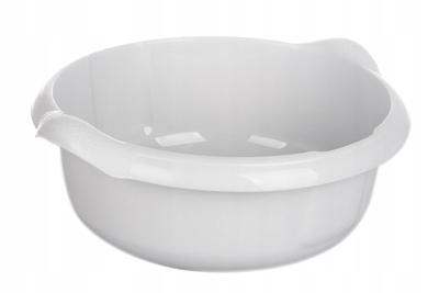 Artgos miska plastikowa okrągła 4 L szara