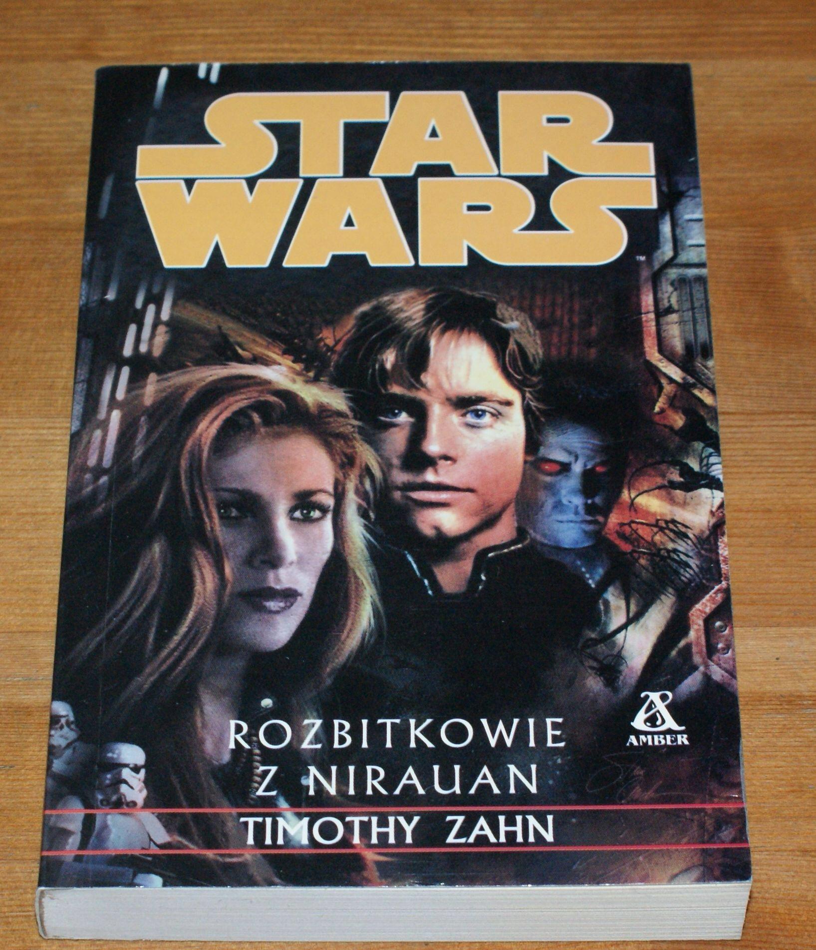 STAR WARS - ROZBITKOWIE Z NIRAUAN - Timothy Zahn