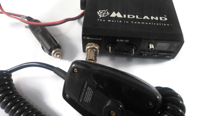 RADIO CB MIDLAND ALAN 102
