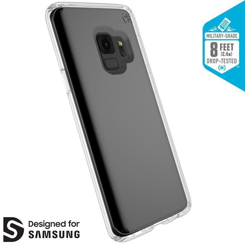Speck Presidio Clear Etui Samsung Galaxy S9