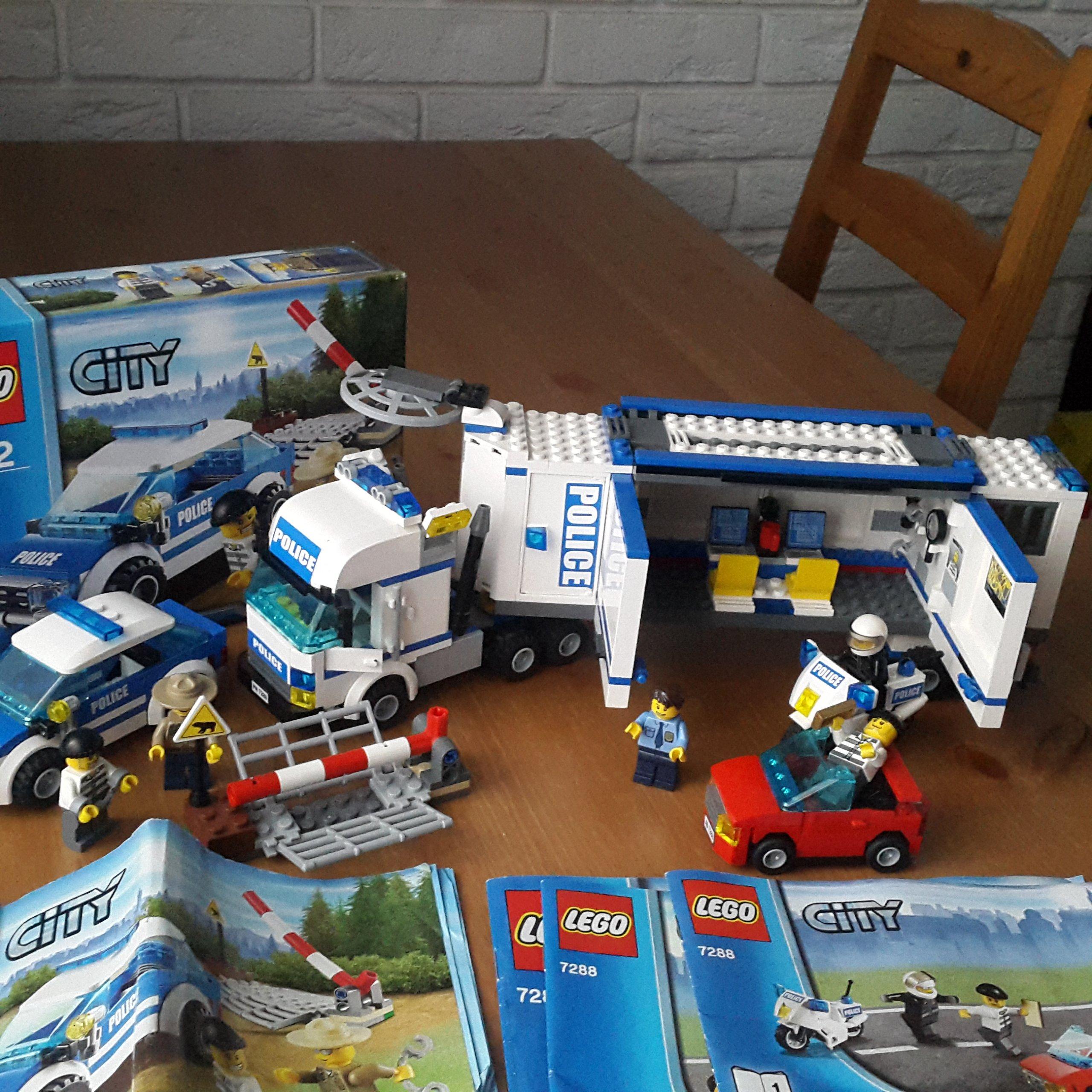 Klocki Lego City Wóz Policja Super Cena 7031653809