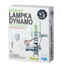 4M LAMPKA DYNAMO