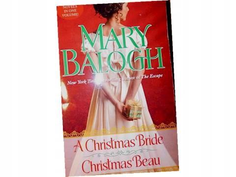 A Christmas Bride Christmas Beau - Mary Balogh
