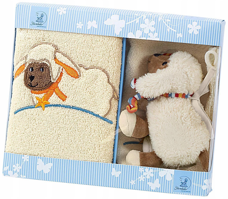 Sterntaler 10255 zestaw prezentowy owieczka