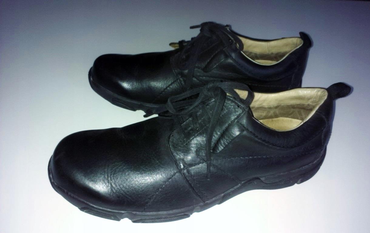 Buty Clarks 11 46 czarne GORE-TEX ACTIVE AIR gtx