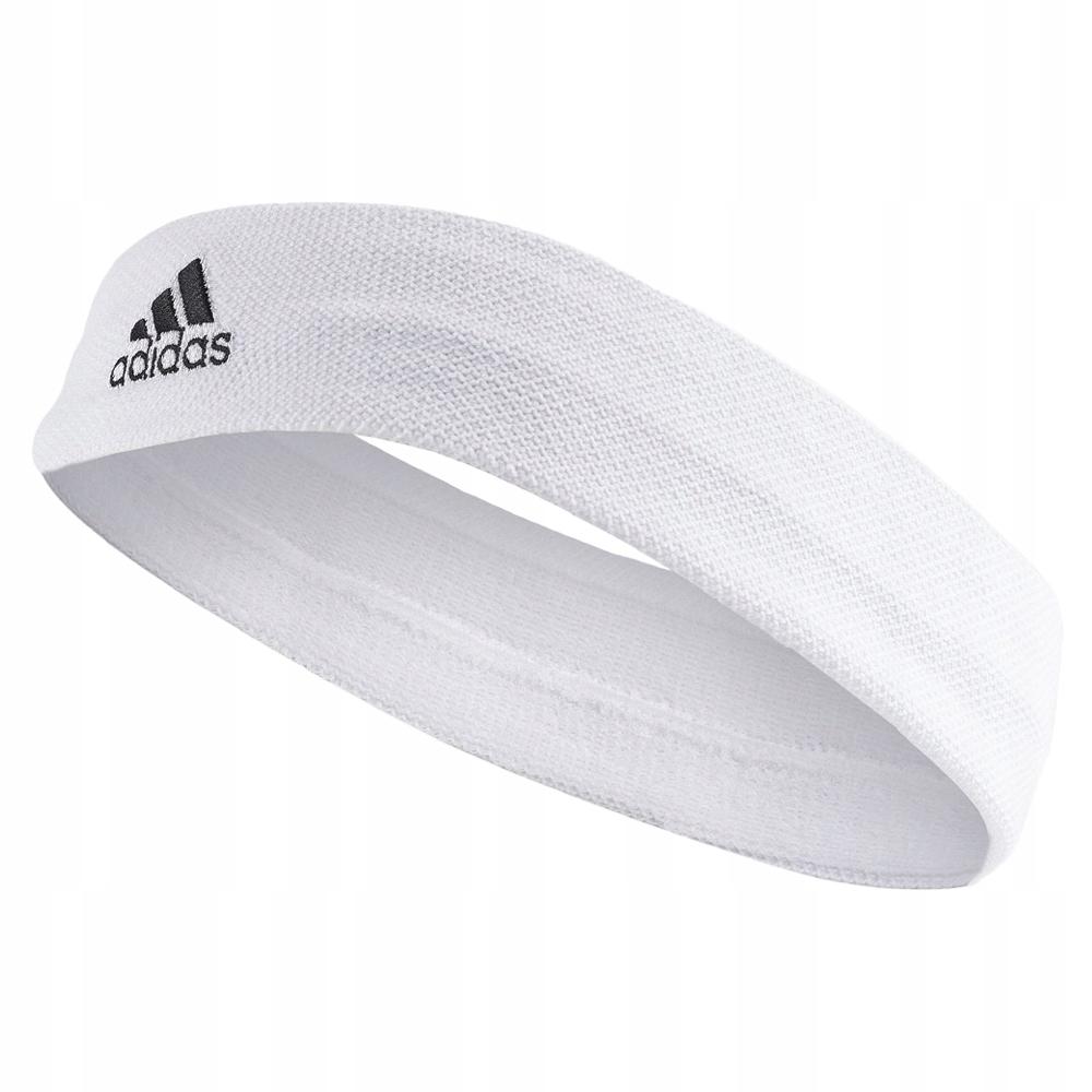 Opaska na głowę Adidas Tennis sportowa fitness