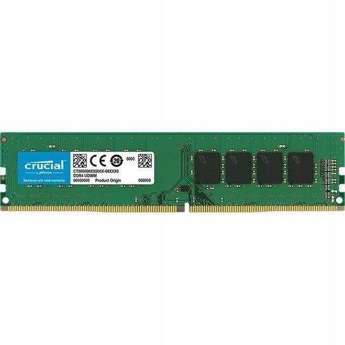 Pamięć RAM Crucial DDR4 4GB/2666 CL19 SR x8 288pin