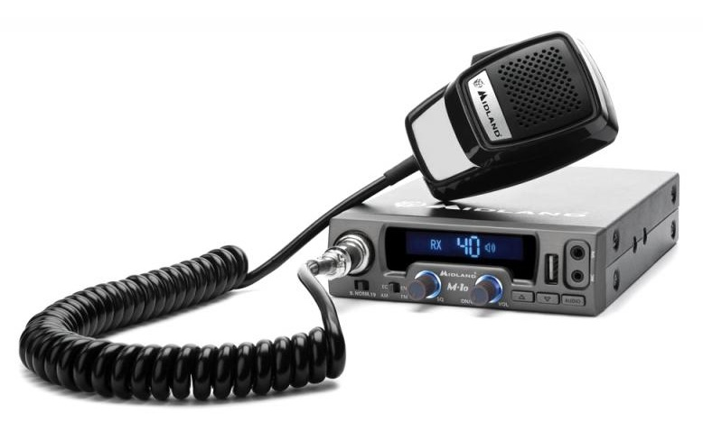 CB RADIO CB MIDLAND M-10 USB AM FM MULTI [F800