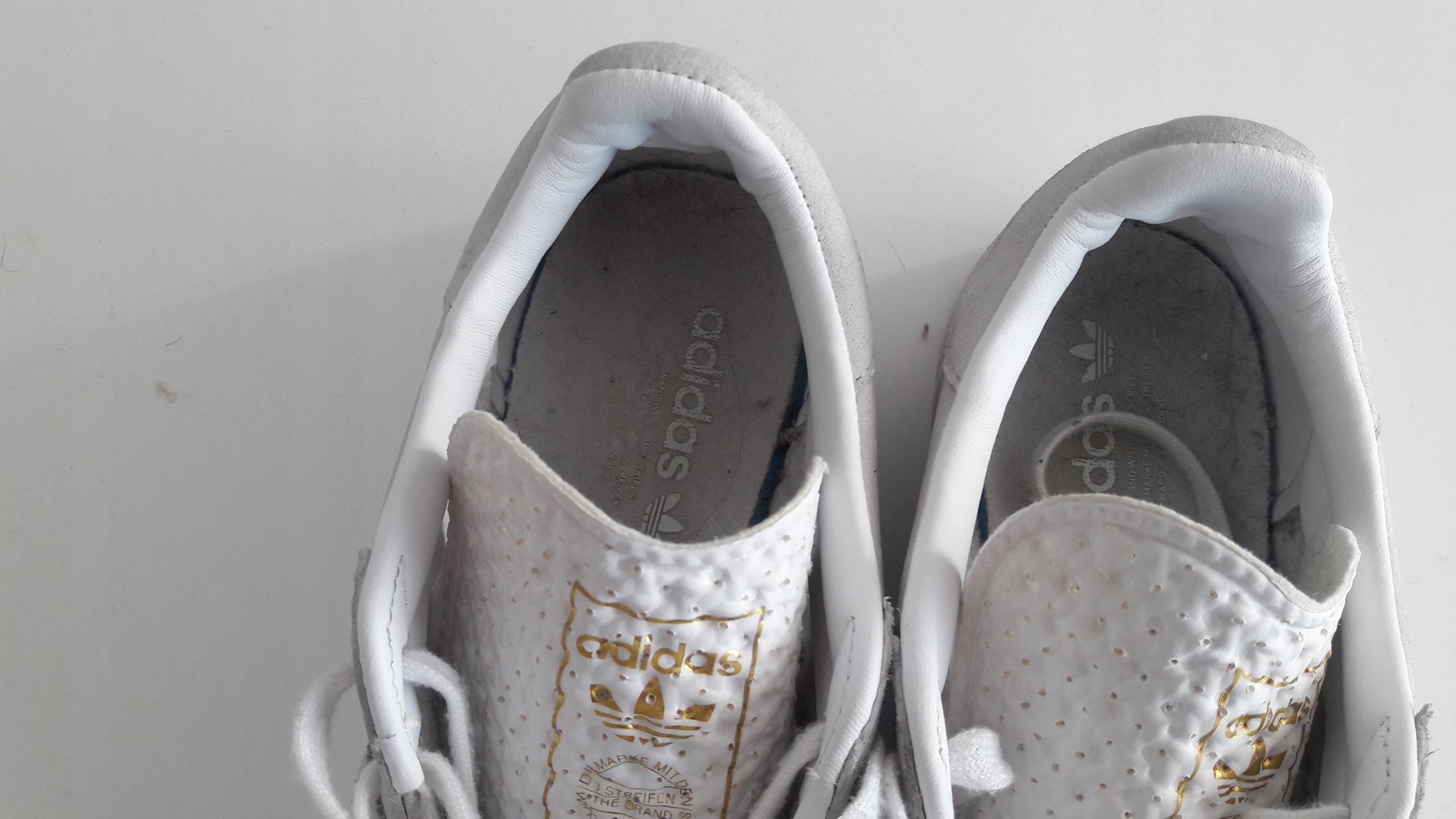 Adidas oryginals ortholite 350 szare 38 8017775243