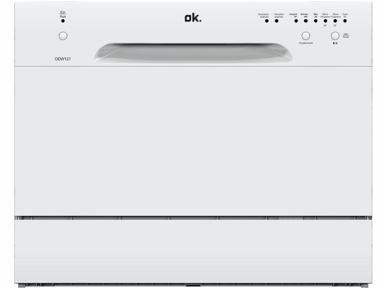 Piękna Zmywarka kompaktowa mała BOMANN-OK A++