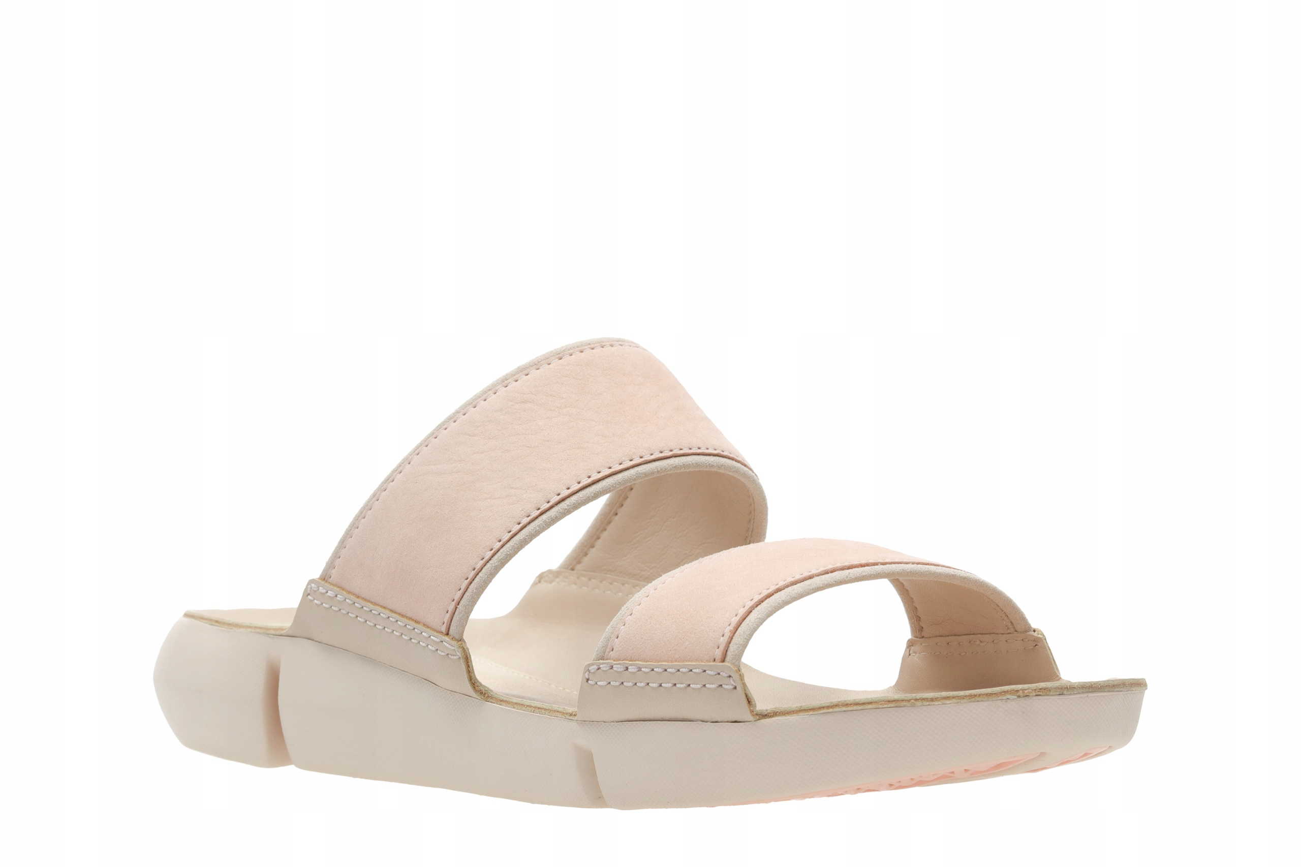 KLAPKI CLARKS TRI SARA BLUSH COMBINATION 39
